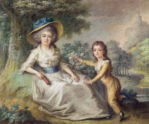 Marie Dupin de Francueil