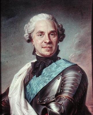 Marshal Maurice de Saxe
