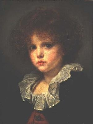 Boy in a Red Waistcoat, c.1775-80