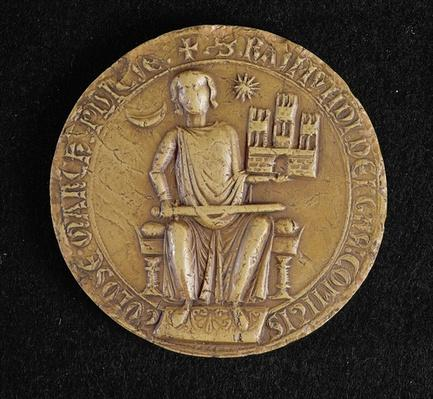 Second seal of Raymond VII
