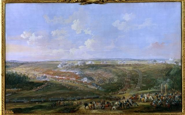The Battle of Fontenoy, 11th May 1745, 1779