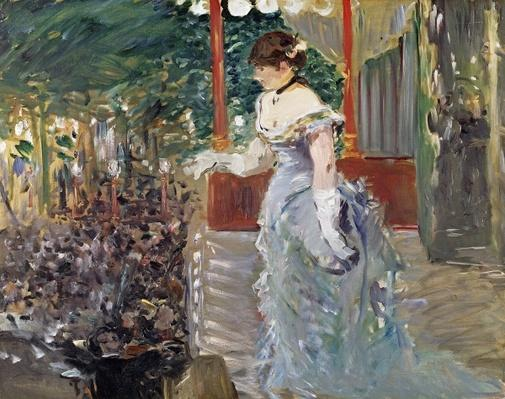 Cafe Concert, 1879