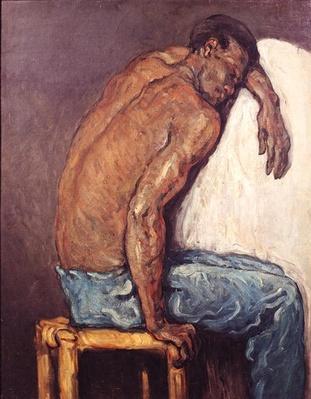 The Negro Scipion, c.1866-68