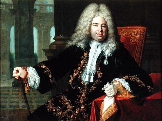 Portrait of a Gentleman, c.1715-25