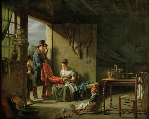 The Pedlar, 1812