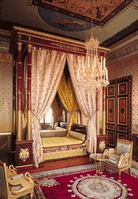 Bedroom of Queen Hortense de Beauharnais