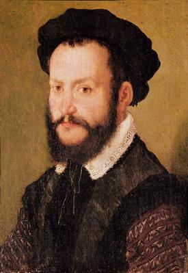 Portrait of a Man with Brown Hair, c.1560