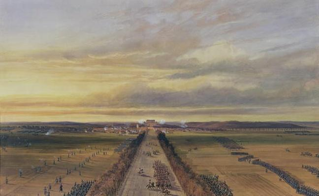 Battle of Brienne, 29th January 1814, 1840