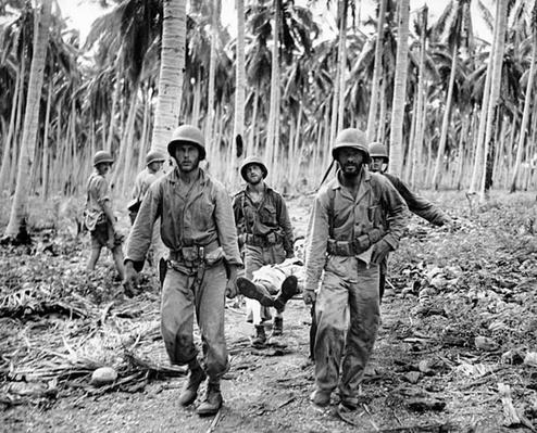 Removing the Wounded on Guadalcanal | Ken Burns: The War