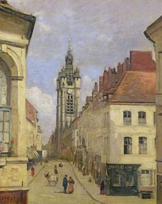 The Belfry of Douai, 1871