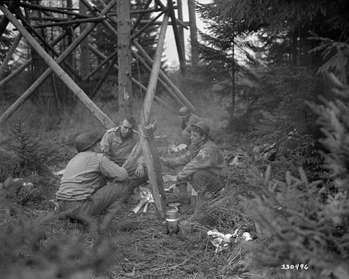 Camping Out | Ken Burns: The War