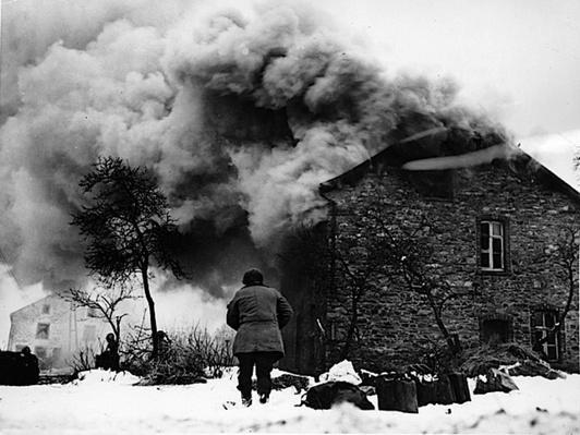 Artillery Hit | Ken Burns: The War