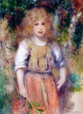 Gypsy Girl, 1879
