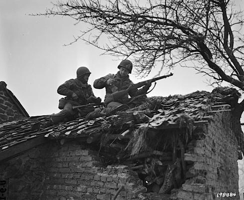 Fighting from a Rooftop   Ken Burns: The War