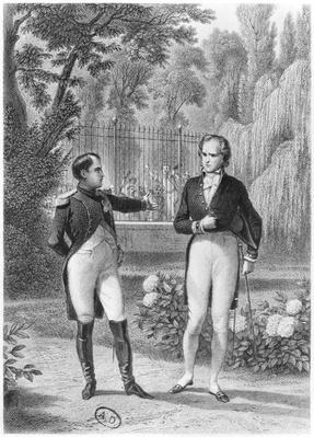 Meeting Between Napoleon I