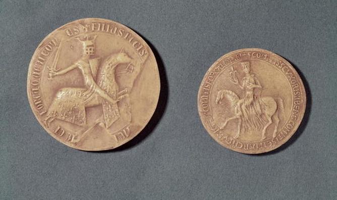 Seals of Charles I