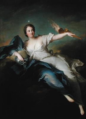 Portrait of Marie-Anne de Mailly-Nesle