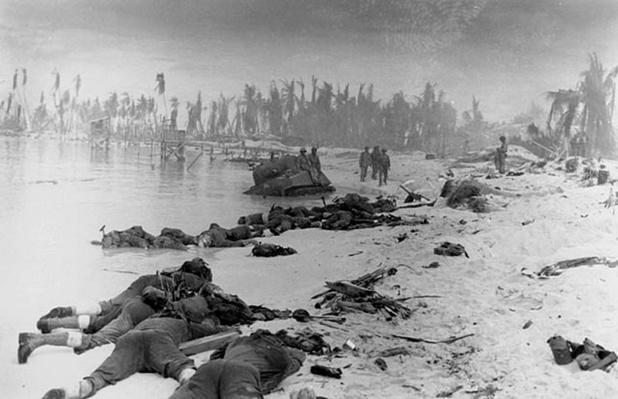 The Dead on Tarawa | Ken Burns: The War