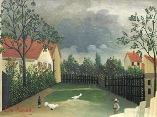 The Farm Yard, 1896-98