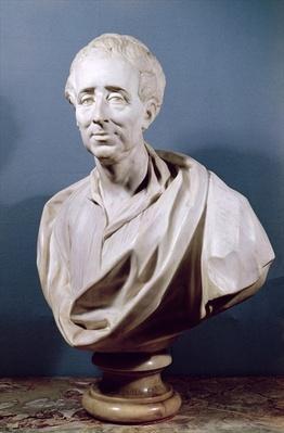 Bust of Charles de Secondat