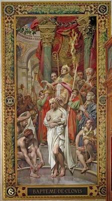 The Baptism of Clovis I