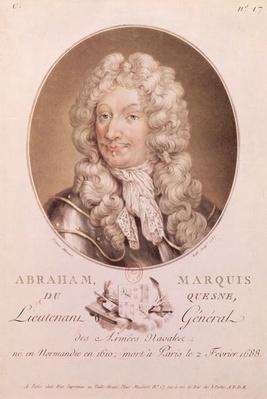 Portrait of Abraham Duquesne