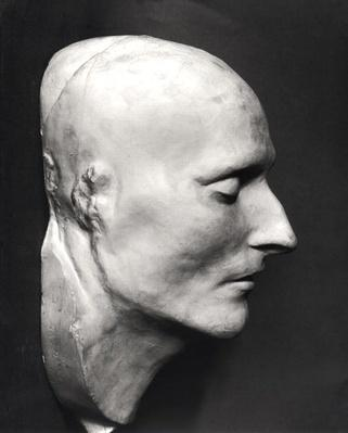Death mask of Napoleon Bonaparte