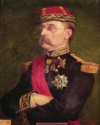 Portrait of General Louis Faidherbe