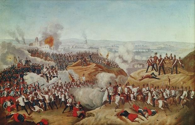 The Battle of Magenta, 4th June 1859, c.1859