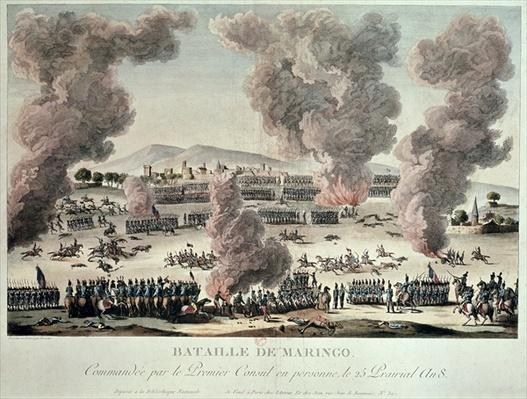 The Battle of Marengo, 25 Priarial An VIII