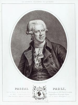 Pascal Paoli, 1872