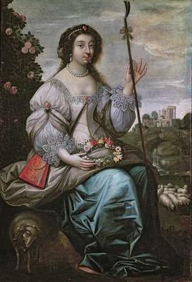 Julie d'Angennes