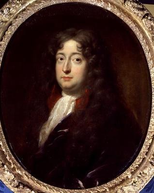 Portrait presumed to be Jean Racine