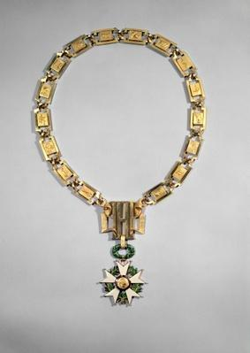 Collar of the Master of the Legion of Honour