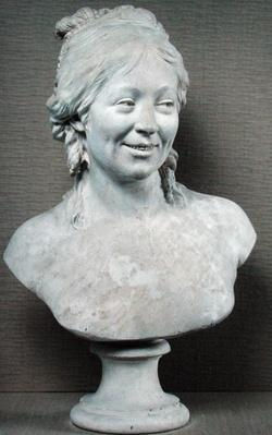 Bust of Madame Houdon, 1786