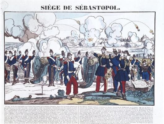 Siege of Sebastopol, 1854-55