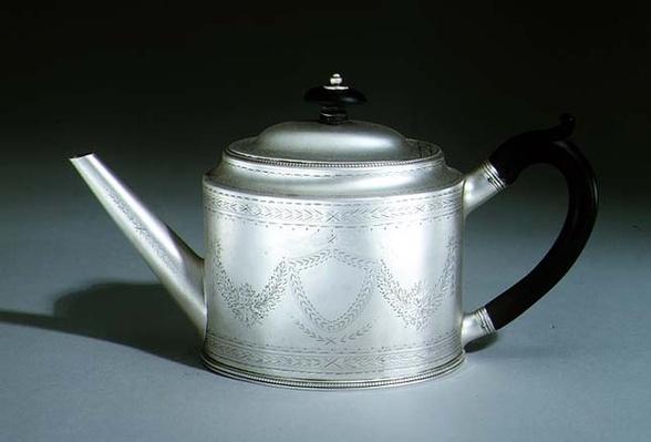 Teapot, 1780