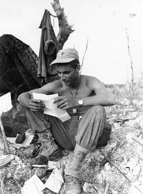 Peleliu: Mail Call | Ken Burns: The War