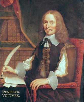 Portrait of Vincent Voiture