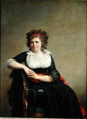 Robertine Tourteau, Marquise d'Orvilliers