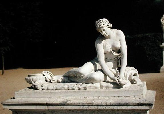 Nymph with a Shell, from the Parterre de Latone