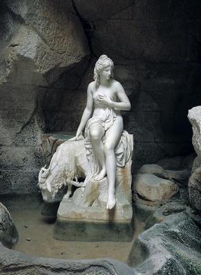 Nymph with a Goat, from the Laiterie de la Reine