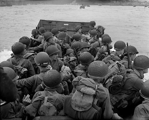 D-Day: Packed | Ken Burns: The War