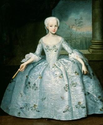 Portrait of Sarah Eleonor Fermor