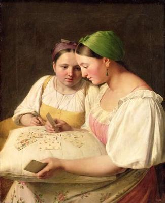 Fortune-Telling, 1842