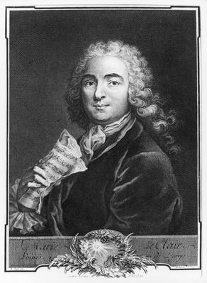 Portrait of Jean-Marie Leclair