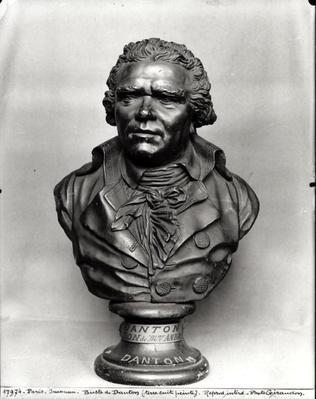 Bust of Georges Danton