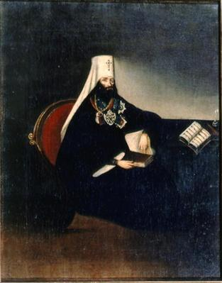 Portrait of the Metropolitan Philaret