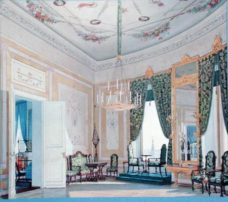 Drawing Room in the Nikolai