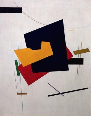 Suprematism, before 1916